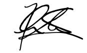 FG-Signature