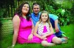 Joe, Amy & Carmen McGee