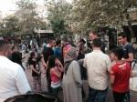 Istanbul Street Evangelism