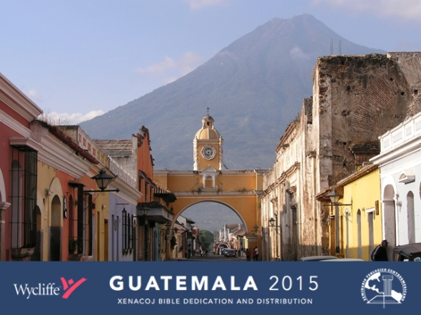 Bringing God's Word to Guatemala