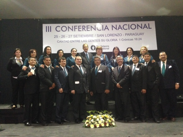 Paraguay National Conference 2015 NLT